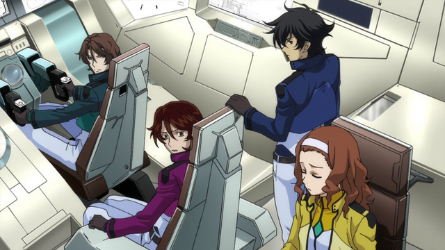 Gundam 00 Movie. Gundam 00 Awakening of the