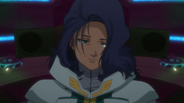 Mobile Suit Gundam Unicorn 04 — Trampling | Draggle's Anime Blog