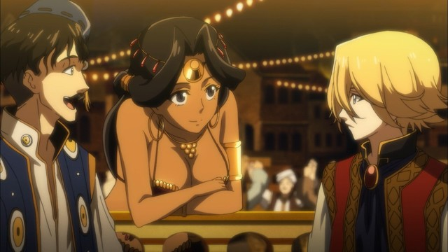 Shoukoku No Altair First Impressions Draggle S Anime Blog